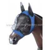 Wholesale Mesh Horse Fly Masks with Ear (SMF10161)