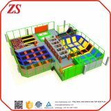 Cheap Wholesale Professional Trampoline Park for Kids