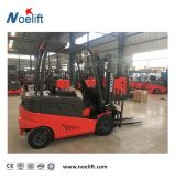 2.5 Ton 2500kg New 4 Wheel Electric Forklift Truck Use for Refrigeration Storage