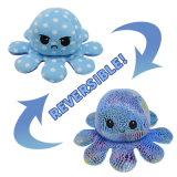 Hot Selling Lowest Price Reversible Octopus Plush Toys