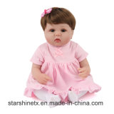 16 Inch Hot Sale Cheap Real Reborn Silicone Babies Alive Doll Toy Bebe Reborn
