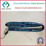 Custom College Mobile Lanyard with Phone Rope