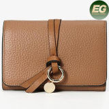 Popular Small Pouches Leather Women Travel Wallet Ladies Hand Purse for Wholesale Al327