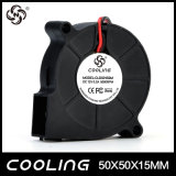 Cooling 50X50X15mm Electric Blower CPU Cooler Fan Mini Air Blower Fan