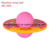 Durable PVC Fitness Inflatable Jump Ball Toys for Kids and Adults