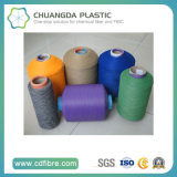 Low Price Polypropylene Bcf Fibrillated Yarn Price for Different Uses