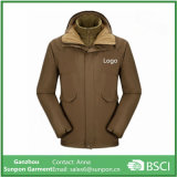 High Quality Winter 3- in- 1 Men's Jacket