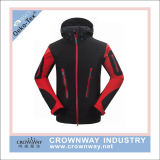 Men′s Fashion Windproof Waterproof Outerwear with Hood