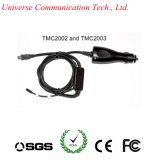 Tmc Receiver with Built-in FM Antenna GPS Antenna