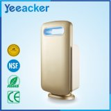 Home Use White and Gold Water Air Purifier