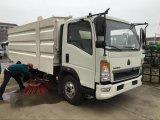 HOWO 4X2 Light Truck 95PS Sweeper Truck