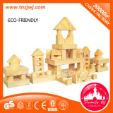 Small Detachable Education Toys Children Indoor Wooden Blocks
