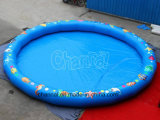 Large Ocean Theme Inflatable Swimming Pool