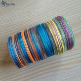 Wholesale Price Valued 8 Woven Strands Braided Fishing Line