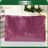 Pink Promotional Popular House Hold Cosmetic PU Bag
