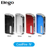 Newest E Cigarette Innokin Coolfire IV 40W Express Kit with 2000mAh Passthrough Battery