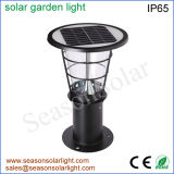 Factory Supply Bright 5W Solar Post Light for Outdoor Gate Lighting