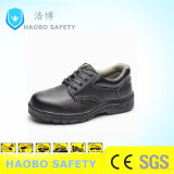 Us$4.5 Only Cheap Wholesale Rubber Sole Steel Toe Genuine Leather Waterproof Durable Industrial Work Working Safety Footwear