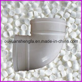 2017 Hot Sale Plastic Material PVC Granules for Tubes/Round Tube