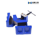 Ductille Iron Two Axis Corner Right Angle Clamp for Welding