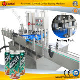 Automatic Caffee Tin Can Seamer Equipment