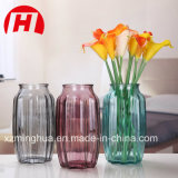 Clear Decorative Glass Vase