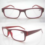 New Fashion Injection Frame Reading Glasses