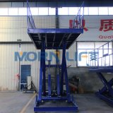5.5kw Stationary Scissor Lift Garage Equipment