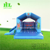 Submarine World Blue Color Inflatable Combo