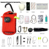 29 in 1 Outdoor Sos Emergency Bag Field Survival Self-Help Box for Camping Hiking