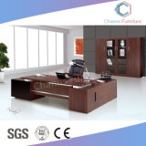 Fashion Office Furniture Customized Office Desk L Shape Executive Table (CAS-MD18A43)
