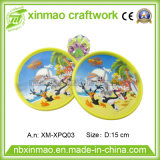 15cm Plastic Catch Ball Toy with Light