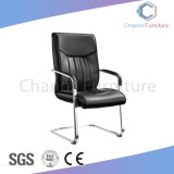 Modern Black Leather Office Visitor Chair (CAS-EC1836)