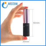 2018 New Product Fashion Portable Lipstick Mobile Power Bank 2400mAh