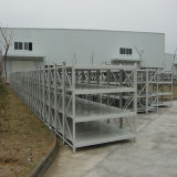 Wide Span Warehouse Storage Metal Rack