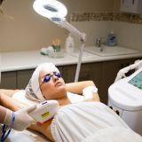 FDA-gebilligte Shr IPL permanente Haar-Abbau-Schönheits-Maschine