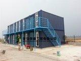 Гостиница контейнера стальной структуры портативная для Германии