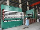 Plaque vulcanisant presse type) (de Slabside/presse hydraulique -4500ton