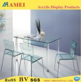 Acrylic Dining Table Set (AM-K49)