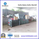 Hellobaler puerta cerrada de la máquina de empacado para el reciclaje de plástico PET