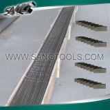 Этап заседаний высокого уровня добычи алмазов для рамы пил (SG01)