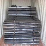 U Введите металлический стальной линейке Post