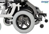Aluminiumrahmen-faltbarer elektrischer Rollstuhl mit 24V 320W*2/450W*2 Motor