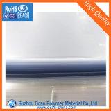 구멍을 뚫기를 위한 1.5mm 두꺼운 투명한 단단한 플라스틱 PVC 엄밀한 장
