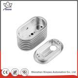 Peças de alumínio do CNC do sobressalente do metal da ferragem para a máquina de estaca