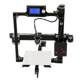 Anet 공장 직매 자동에게 수평하게 하기를 가진 큰 크기 DIY 3D 인쇄 기계