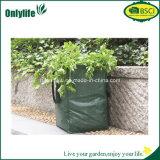Le jardin rectangulaire de patio de tissu de PE d'Onlylife élèvent des sacs