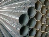 Tubo d'acciaio galvanizzato tuffato caldo senza giunte