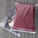 Tシャツのパッキングジッパーロック様式のゆとりのジッパーのプラスチック包装袋