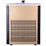 Máquina comercial superior minúscula del congelador del tratamiento por lotes de vector para la venta